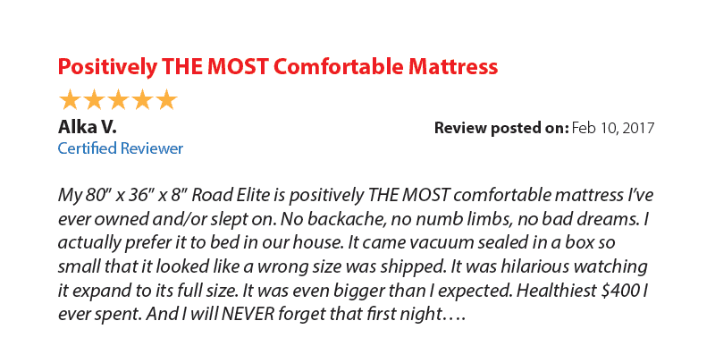 Review by satisfied customer