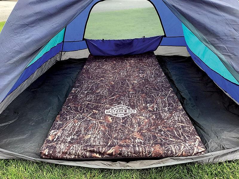 trapper-in-tent
