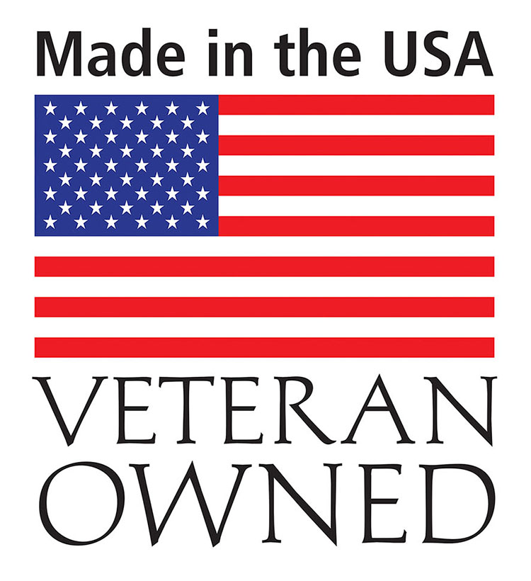 Made in the USA - Veteran Owned